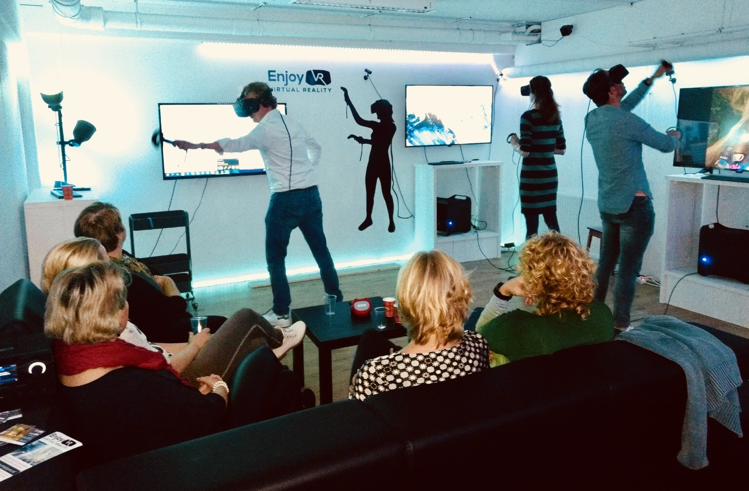 Teamuitje met Virtual Reality in Nijmegen