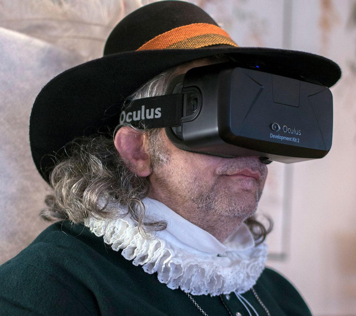 VR - Virtual Reality op school in Nijmegen